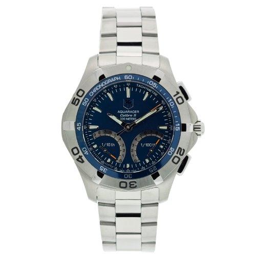Tag Heuer Aquaracer Calibre S Chronograph Mens Watch CAF7012.BA0815