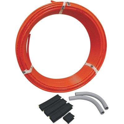 - Radiant Made Simple Radiant Floor Tubing Kit - Model# 300 Loop Kit (Floor Model Fireplaces compare prices)