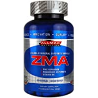 Allmax Nutrition オールマックス ニュートリション ZMA 90Cap