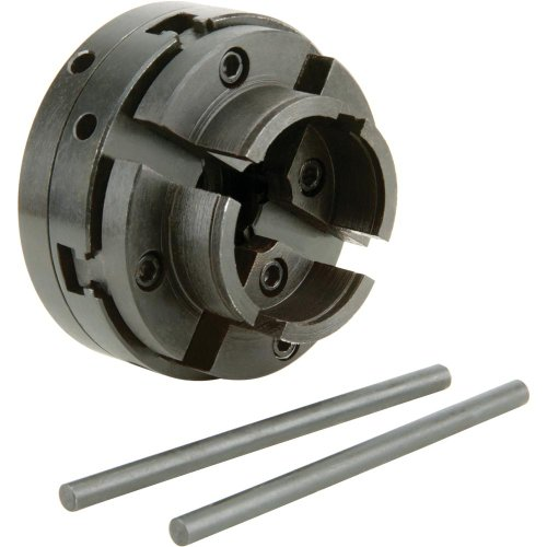 Grizzly G8784 4-Jaw Chuck for Round-PieceB0000DCZFH