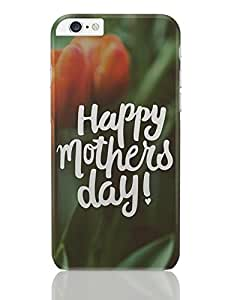 PosterGuy Happy Mothers Day mothers day, family, love, lettering, typography, flowers iPhone 6 Plus / 6S Plus Covers