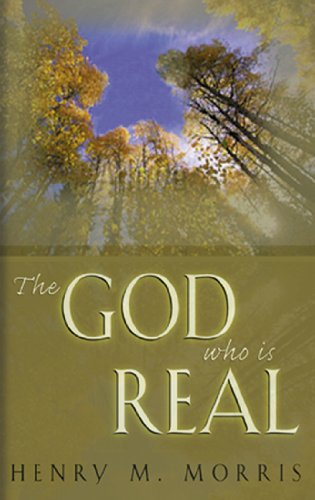 The God Who Is Real089051352X