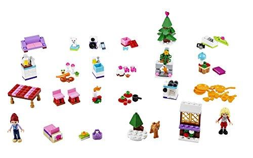 [해외]레고 친구 강림절 달력 41040/Lego Friends Advent Calendar 41040