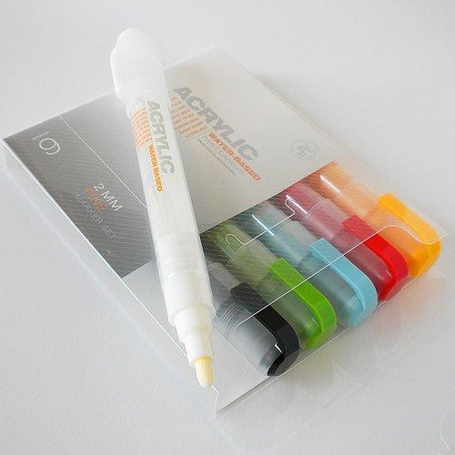 Montana Acrylic Paint Markers Set