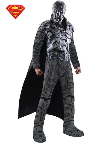 Deluxe Superman General Zod Costume Adult