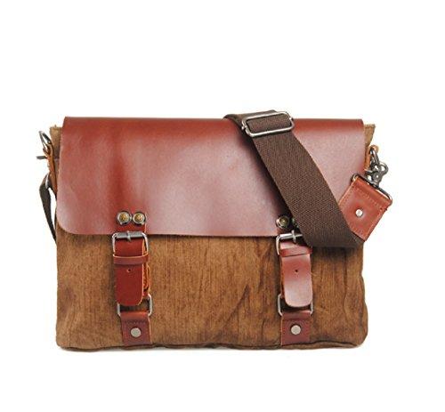 nasis-fashion-canvas-genuine-leather-trim-travel-briefcase-backpack-laptop-bag-messenger-shoulder-ba