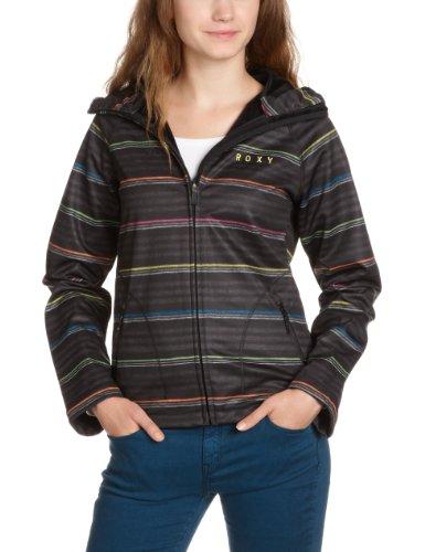 Roxy Damen Softshell Jacke Hemisphere, nnp roxy neon s, S, WPWJK243-35-S