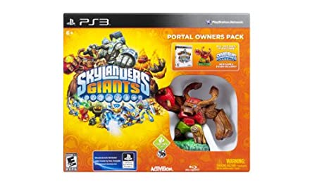 Skylanders Giants Portal Owner Pack