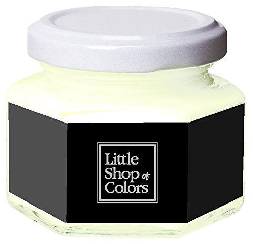 little shop of colors wp010jet06 woodpaint pot de peinture bois 100 ml. Black Bedroom Furniture Sets. Home Design Ideas