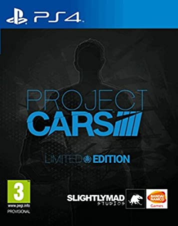 Project C.A.R.S. - Limited Edition