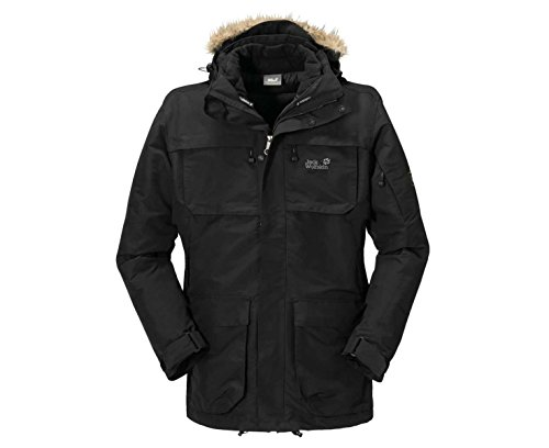 Jack Wolfskin COLD HARBOUR PARKA MEN