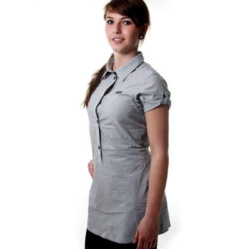 Mazine NICKY 2 Women Shirt, night white striped
