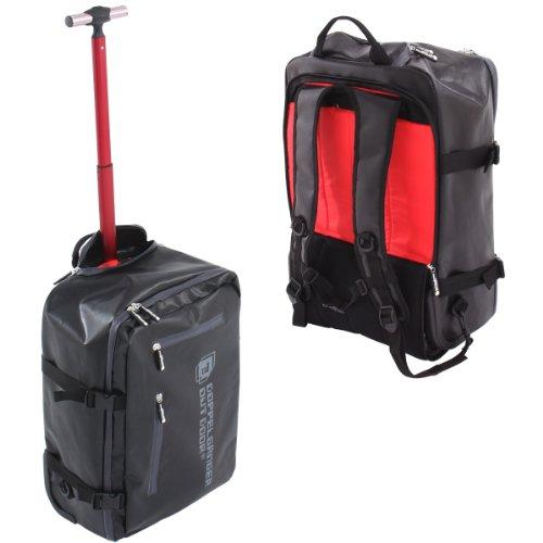 DOPPELGANGER(ドッペルギャンガー) アウトドア スーツケース 防水 2WAYアウトドアキャリーバッグ BG1-112