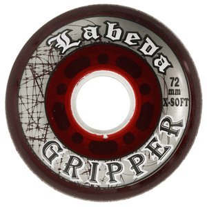 Labeda Gripper Wheels X-Soft Indoor Roller Hockey Wheels - 4 Pack 2011