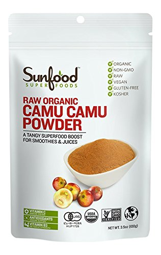 Sunfood: Camu Camu Powder - 1