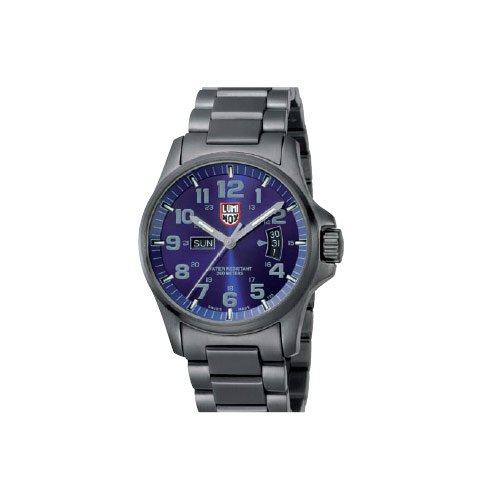 Luminox Men's Field Atacama Watch 1824 Day Date 42 mm