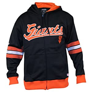 Stitches MLB Tech Full Zip Hoodie by Stitches