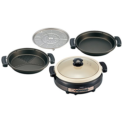 ZOJIRUSHI Grill pan EP-RV30-TA (Zojirushi Soup Pot compare prices)