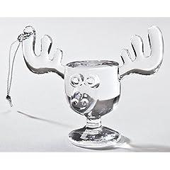 Christmas Mini Moose Mug Tree Ornament