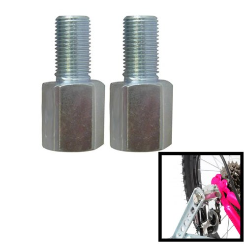 Adie Universal Stabilisers Extension Bolts For 12″ – 20″ Wheel Kids Bikes