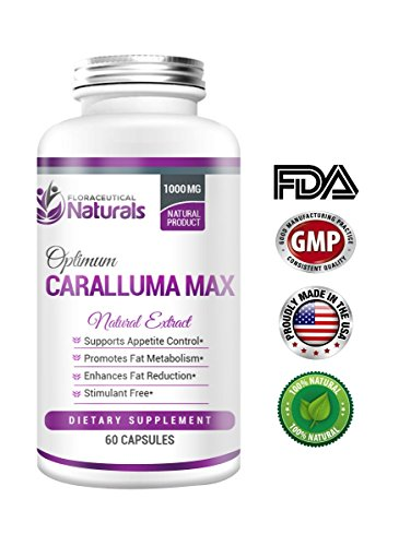 Caralluma 1000 - Choice 1000 Caralluma Fimbriata: All Natural Appetite Suppressant. Weight Loss Formula Made from Pure Caralluma Fimbriata 1000 mg extract. 60 Capsules. Made in USA. (Caralluma Extract 1000 compare prices)