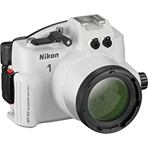 Nikon WP-N2 Waterproof Underwater Case Housing for 1 J3 & S1 Digital Camera & 10-30mm Lens