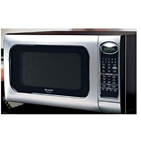 SHARP : R520LWT Microwave