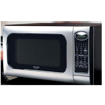 SHARP : R520LWT Microwave