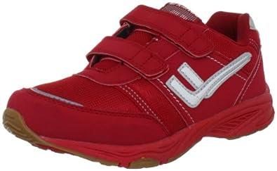 Killtec KP 865 Jr Velcro 21632-000, Unisex - Kinder Sportschuhe - Running, Rot (dunkelrot 00455), EU 31