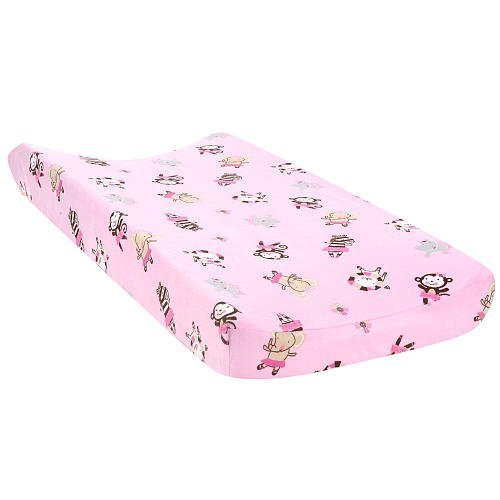 Summer Infant TuTu Cute Nursery Change Pad Cover - 1