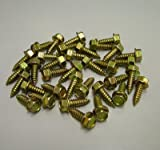Speed 90100 Wheel Rim Screws 35 Pack