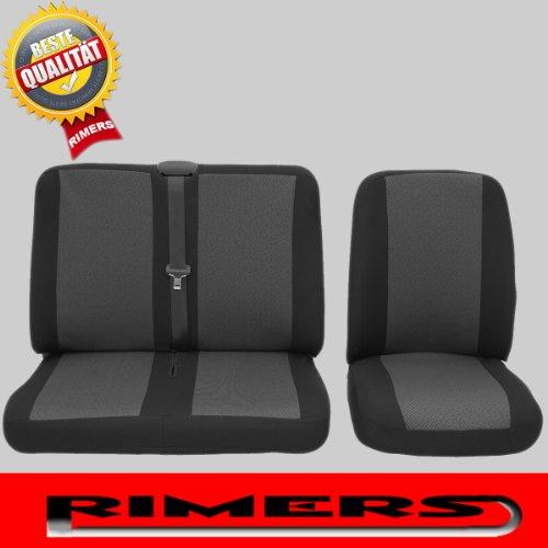 Autositzbezug Transporter / Bus Citroen JUMPER