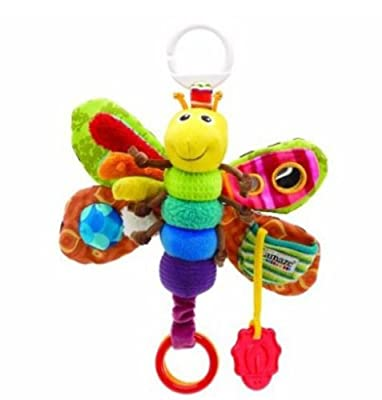Lamaze Play Grow Take Along Toy, Firefly from MB