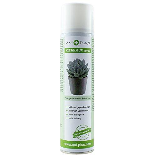 aniplus kieselgur spray 400 ml f r pflanzen gegen alle. Black Bedroom Furniture Sets. Home Design Ideas