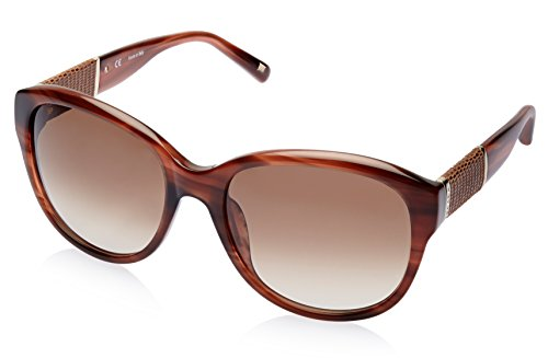 Escada Escada Cateye Sunglasses (Demi Brown) (SES 245G|06DB|58)