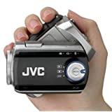 JVC Everio GZMC200 2MP 4GB Microdrive Camcorder w/10x Optical Zoom