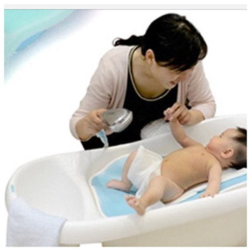 Happy Bath Baby Soft Baby Bath Support Sponge, Support Sponge for ...