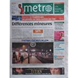 METRO [No 1045] du 08/11/2006 - sport - thierry henry serein face au ballon d'or - evasion , la guadeloupe differences...