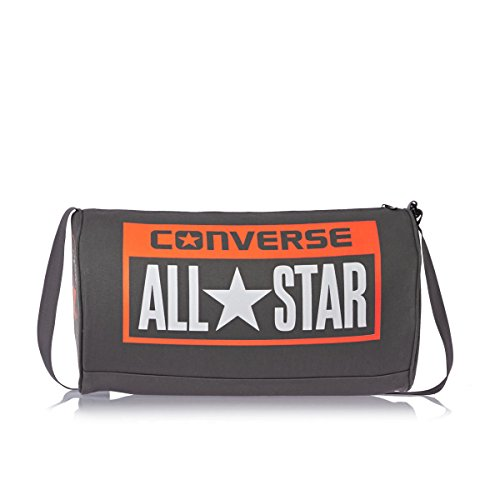 Converse Mens Legacy Duffle Bag - Thunder/ Orange