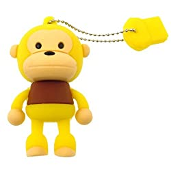 USB Flash Drive 2 GB - Monkey