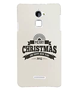 PRINTSHOPPII QUOTES Back Case Cover for Coolpad Note 3 Lite