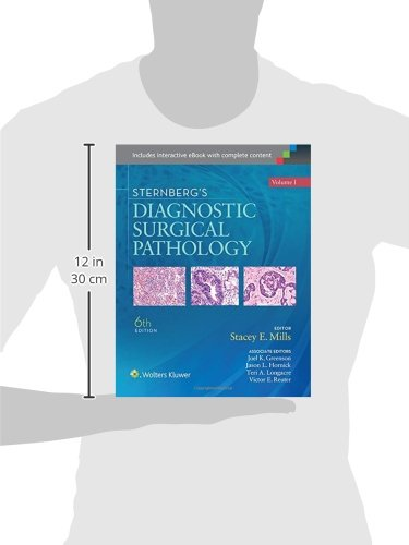 Sternberg's Diagnostic Surgical Pathology, 2 Vol.