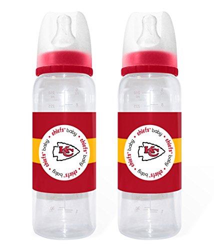 Baby Fanatic Bottle - Kansas City Chiefs - 1