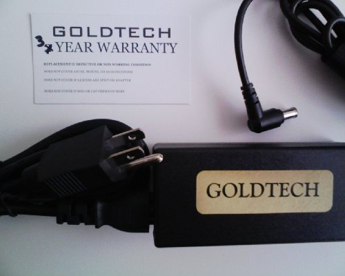 Goldtech Adaptor For Samsung Lcd Monitor 770 150Mp 152B 152T 1575Wx 170Mp 170T 171P 172B 172Mp Ac Adapter Power Supply For Flat Screen Panel
