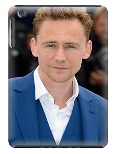 Fashion E-Mall Coolest TPU Logo case Top (Tom Hiddleston) ipad mini Designer Cover
