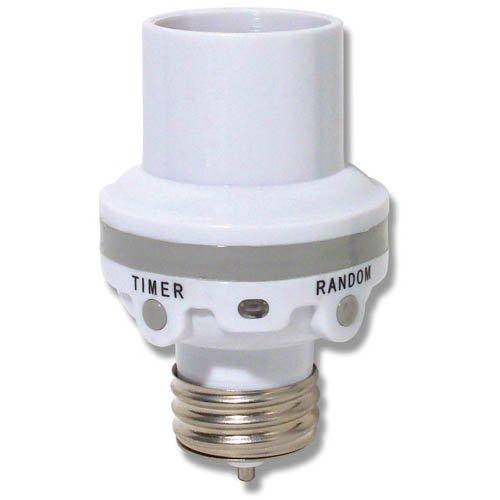 Westek SLC6CBC-4 100W Programmable Screw-In Light Control, White