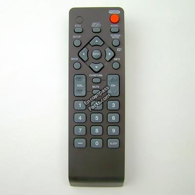 Sylvania NH000UD Replacement Remote Control for TV (Sylvania Emerson Remote Control compare prices)