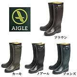 エーグルAIGLE ベニル メンズ 全4色レインブーツ[並行輸入品]ブラウン27.0cm(44)