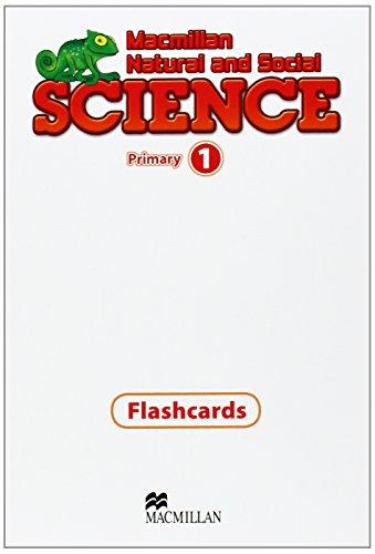 Macmillan Natural & Social Science Level 1 Flashcards (Macmillan Natural and Social Science)