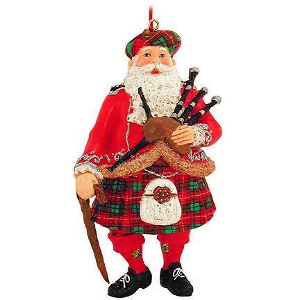Celtic Christmas Decorations: Scotland